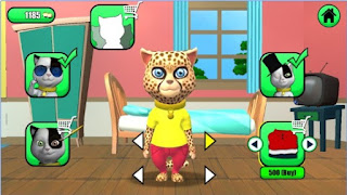 Game Android Talking Baby Cat Max Pet Apk