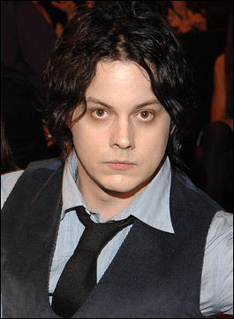 Jack White American vocalist and guitarist