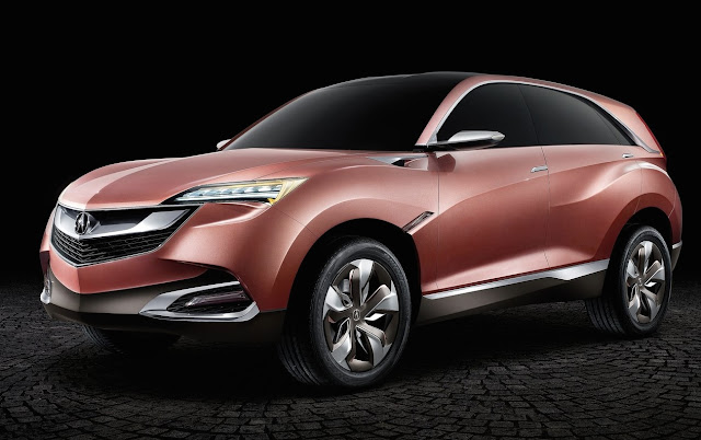 2013 Acura SUV-X Concept