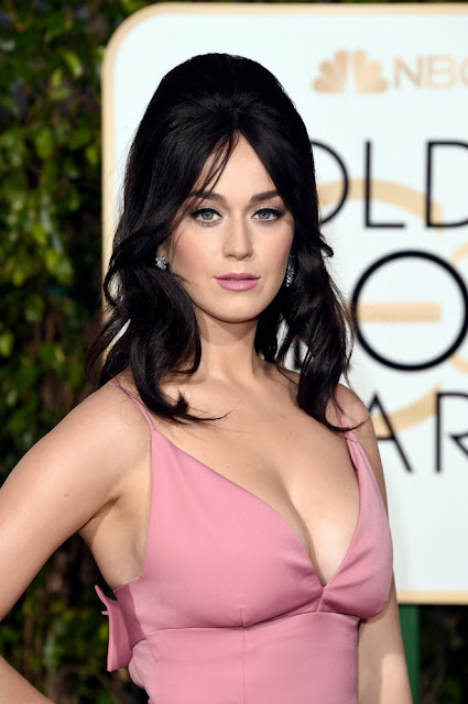 Katy Perry – 73rd Golden Globe Awards in Beverly Hills