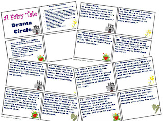 Fairy Tale Drama Circle