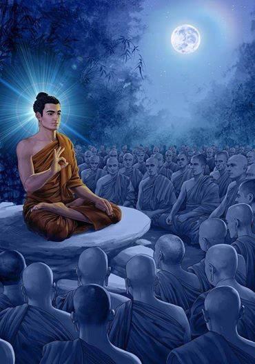 Đạo Phật Nguyên Thủy - Tìm Hiểu Kinh Phật - TRUNG BỘ KINH - Ðại kinh Mãn Nguyệt