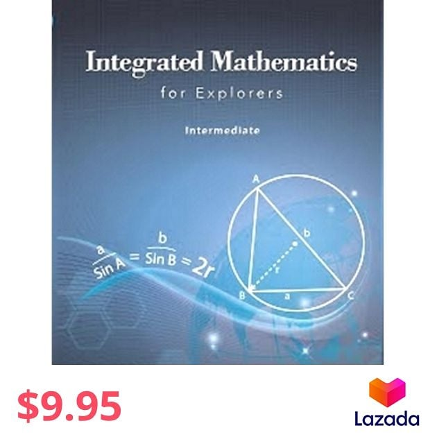 Integrated Mathematics For Explorers