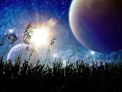 ciencia, espacio, planetas,