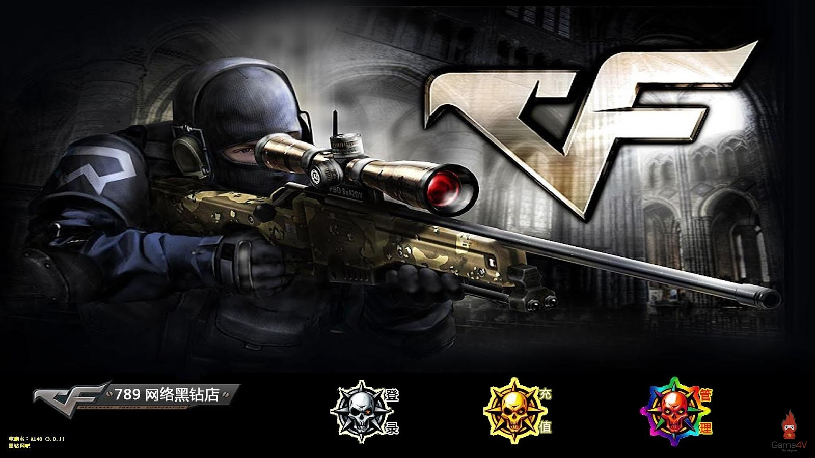 Download crossfire vtc game | idkeys.