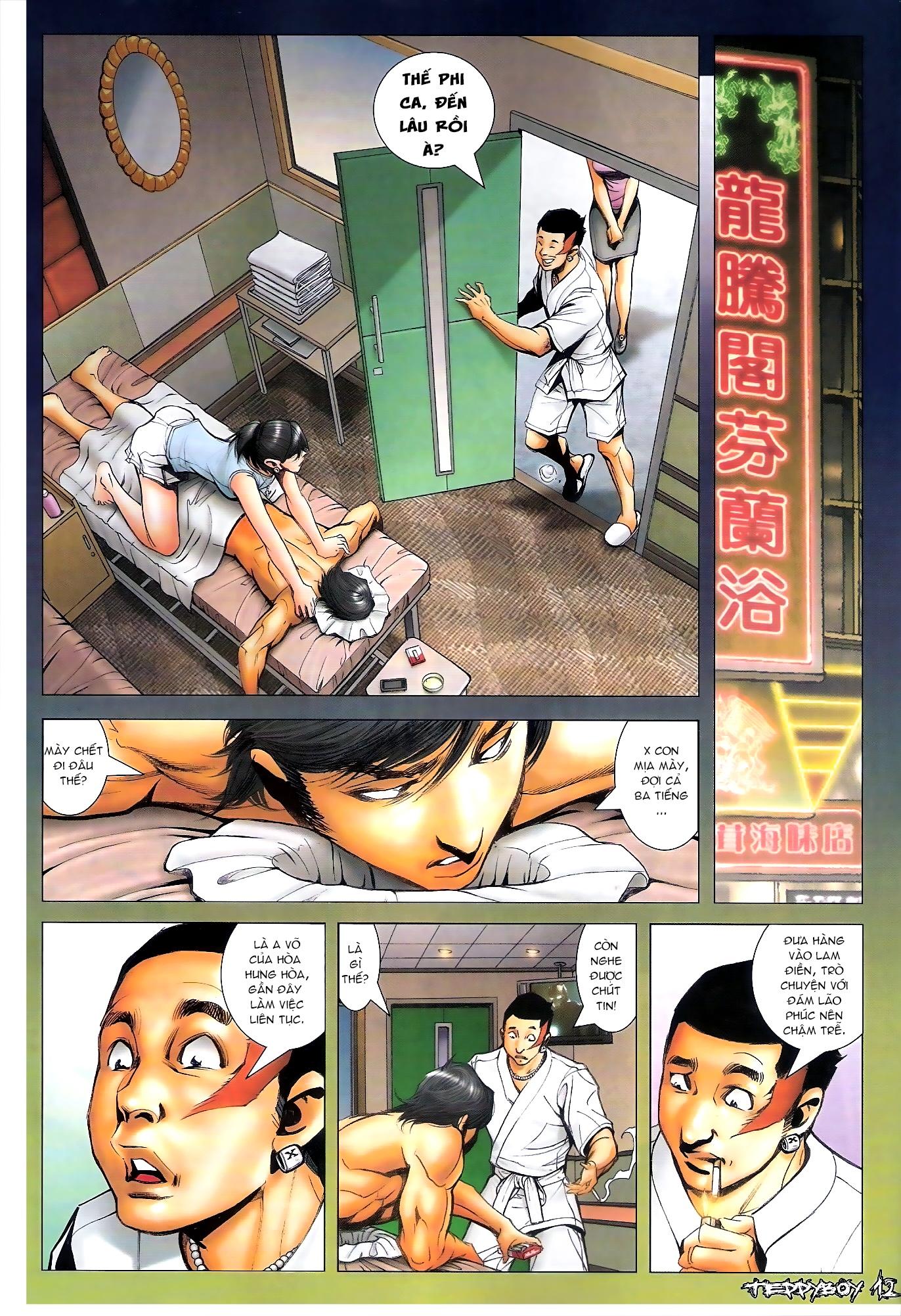 Người Trong Giang Hồ NetTruyen chap 1294 - Trang 11