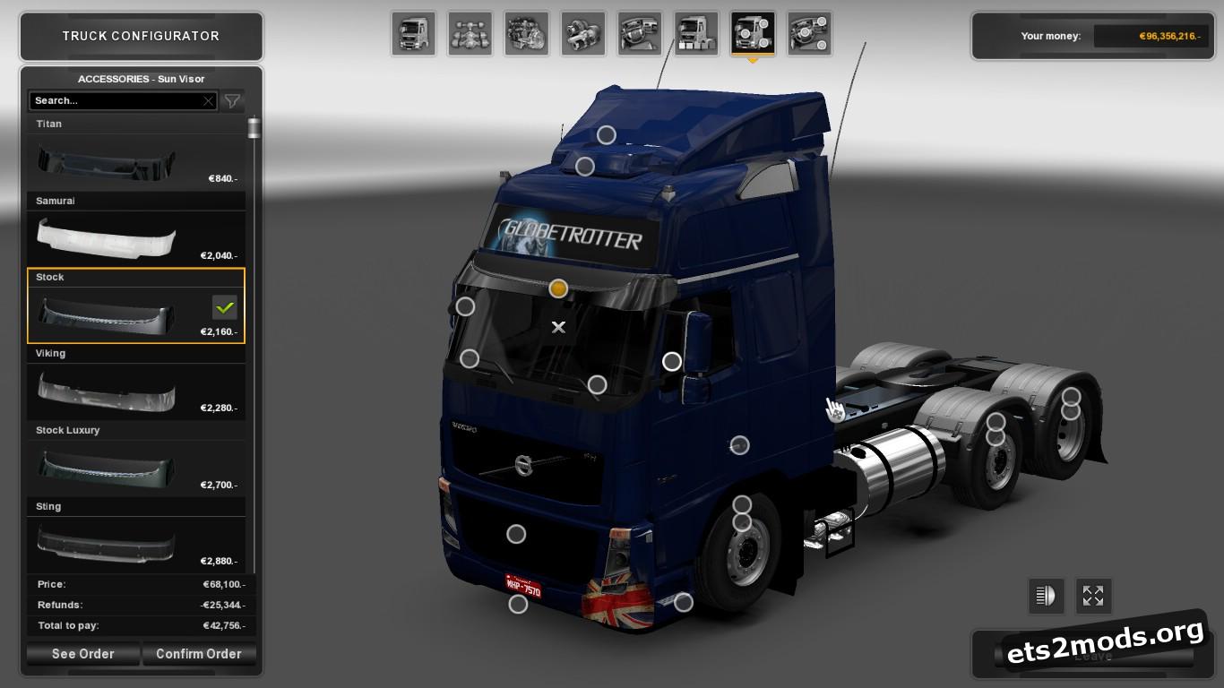Truck - Volvo FH 16 2009 Edit V 2.0
