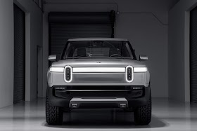Rivian Launches World's First Electric Adventure Vehicles with Debut Of R1T Pickup