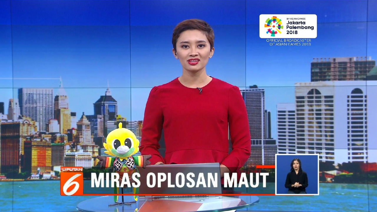 Frekuensi SCTV dan Indosiar HD Terbaru di Palapa D