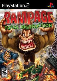 Rampage%2BTotal%2BDestruction - Rampage Total Destruction | Ps2