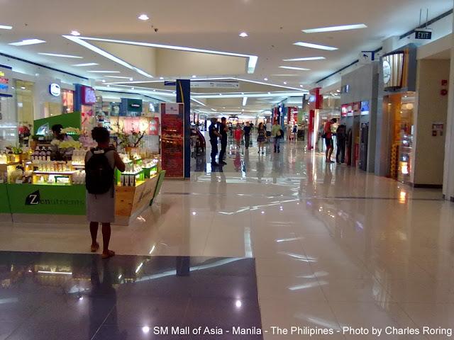 Surfa Belanja bagi Kaum Urban Manila