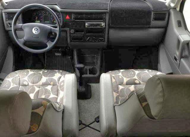 Used RVs 2003 Volkswagen Rialta RV by Winnebago For Sale ...