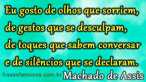 Texto Machado de Assis