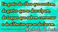 Texto Curto de Machado de Assis