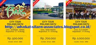 Paket Travel dan Wisata Tours Zhafira Trans