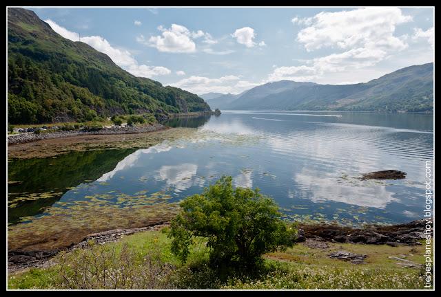 Lago Duich (Escocia)