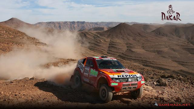 Dakar 18 Gameplay Screenshot 3