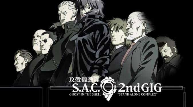 Konspirasi Pemerintahan Paling Rumit Dalam Film Anime