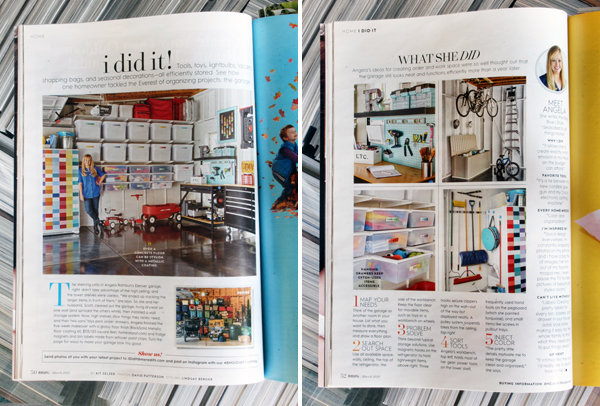 "Blue i Style ""I Did It"" Feature in Better Homes & Gardens"