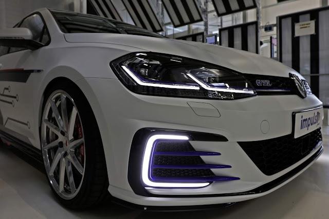 VW Golf GTI Híbrido