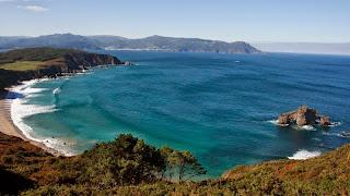 Peña, furada, pena furada, paisajes de Galicia, Ortigueira, Ortegal, CAriño, Munimara,