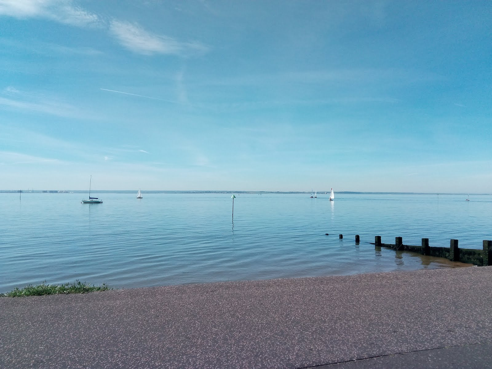ZON & WATER! (1 Juni, 2019)(Westcliff-On-Sea, ESSEX, U.K.)