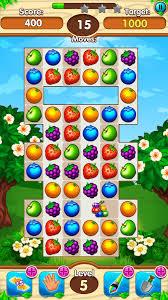 Fruit Forest Crush Link 3 Apk