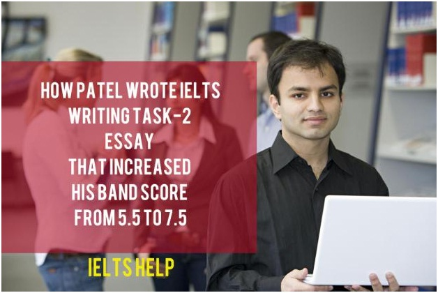 IELTS Writing Task-2 band 7