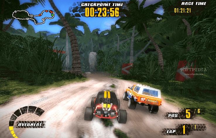 تحميل لعبة Offroad Racers مضغوطة برابط مباشر للكمبيوتر