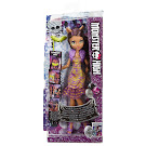 Monster High Clawdeen Wolf Welcome to Monster High Doll