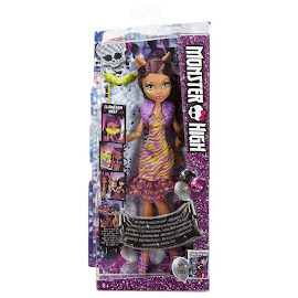 MH Welcome to Monster High Clawdeen Wolf Doll