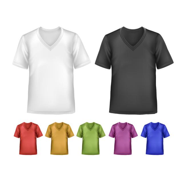 Camisetas blancas para diseñar