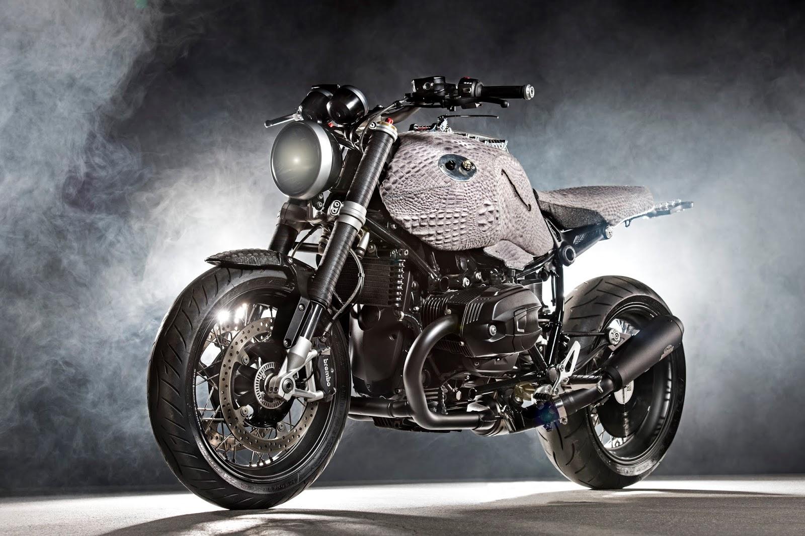 BMW R nineT Lenny Kravitz Hommage von Motor Circus | Das RideAway BMW Rock-Bike