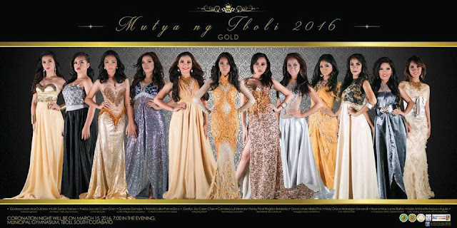 Meet the 12 candidates for Mutya ng Tboli 2016