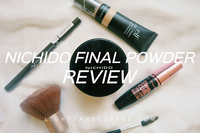 Nichido Final Powder in Creamy Glow Review