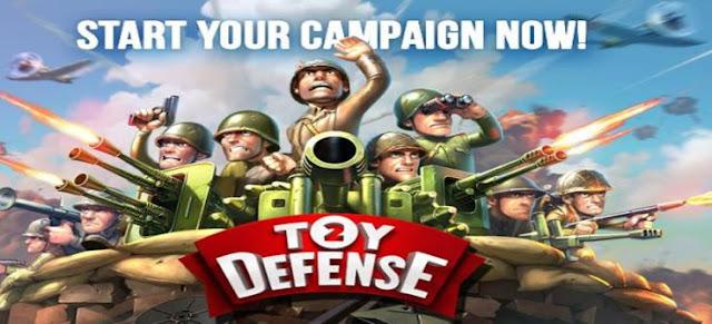 Download Toy Defense 2 — TD Battles Apk + Data