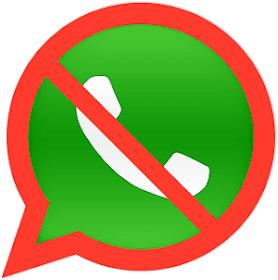 blocked on whatsapp