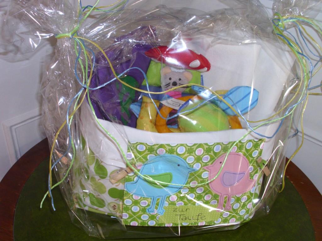 Lütt Anni Geschenke Zur Taufe