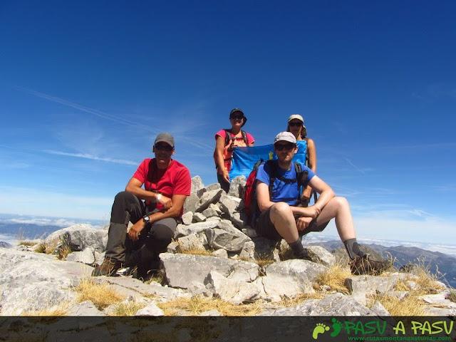 Cima del Pico Colines