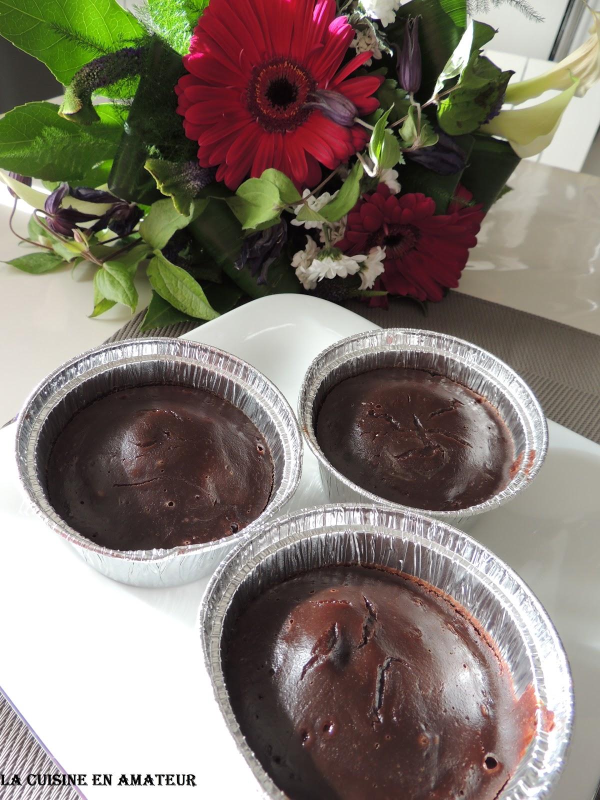 la cuisine en amateur de maryline  g u00e2teau chocolat au cook u00e9o