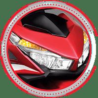 New Dual Keen Eyes LED Headlight VARIO 125 ESP CBS PLUS  2018 Anisa Naga Mas Motor Klaten Dealer Asli Resmi Astra Honda Motor Klaten Boyolali Solo Jogja Wonogiri Sragen Karanganyar Magelang Jawa Tengah.