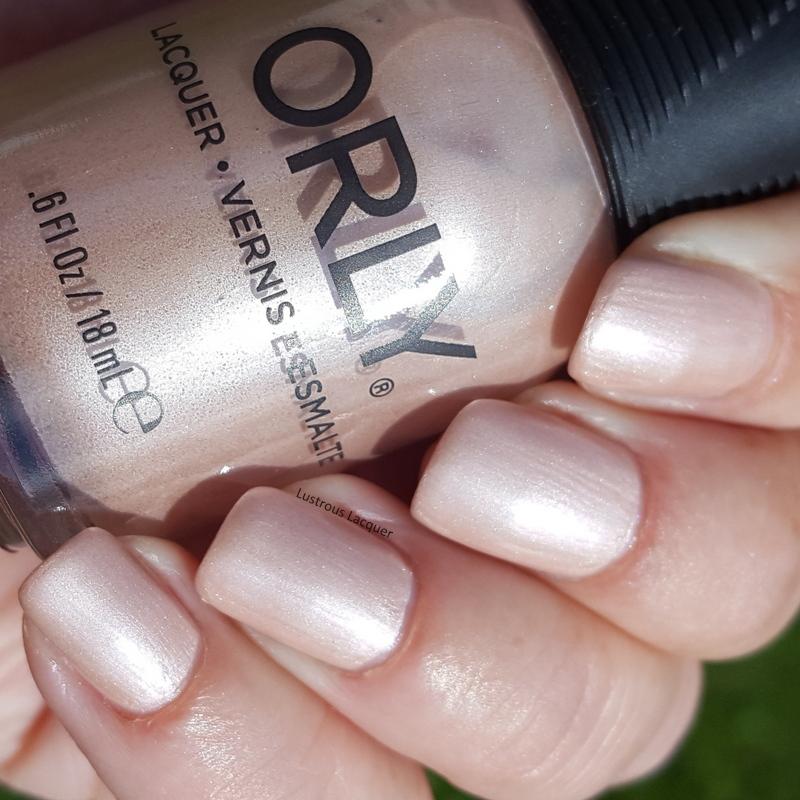 Orly Velvet Dreams Collection - <em>Lustrous Lacquer</em>