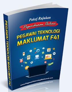Exam Online Pegawai Teknologi Maklumat