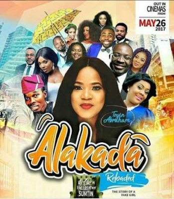 "Alakada Reloaded Made N50 Million In One Week"" - Toyin Aimakhu Reveals"