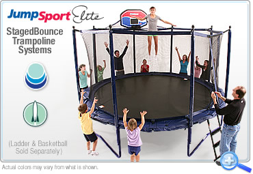 Jumpsport Elite 14 Trampoline With Enclosure Review