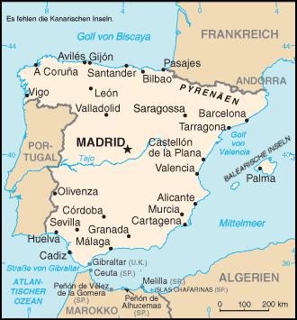 Costa Rica Karte Zum Ausdrucken.Spanien Landkarten Kostenlos Cliparts Kostenlos