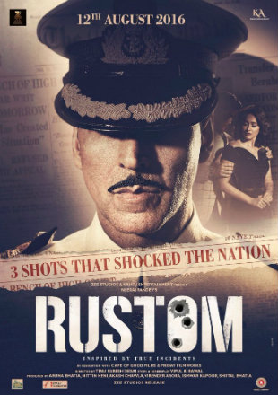 Rustom 2016 DVDRip 400MB Full Hindi Movie 480p Watch Online Full Movie Download bolly4u