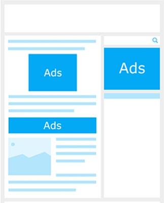 cara pasang kode iklan ditengah posting