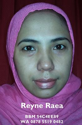 hasil perawatan dengan skin care oriflame