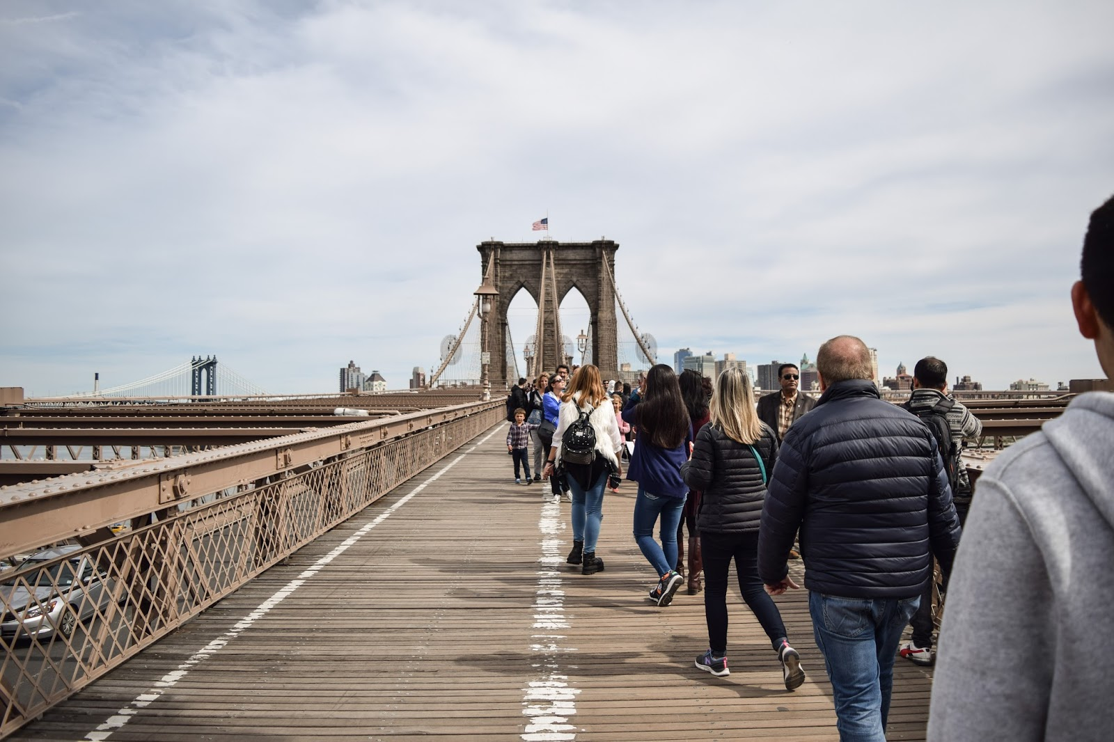 A Brief Walk in Bronx and Brooklyn